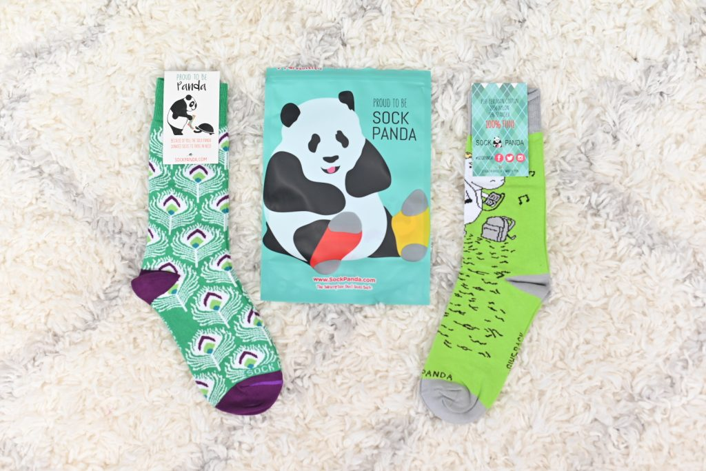 Sock Panda Tweens Socks