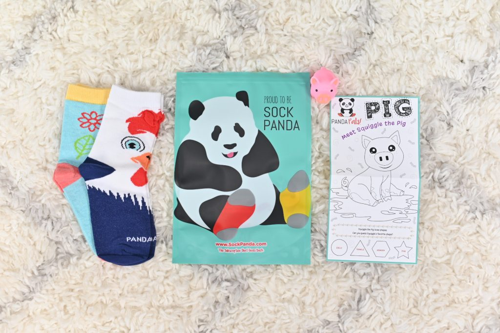 Kids Sock Subscription