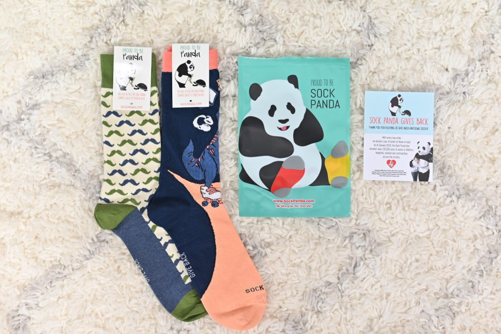 Mens socks subscription