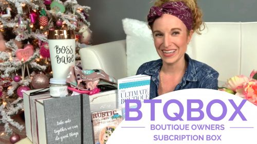 Boutique Subscription box