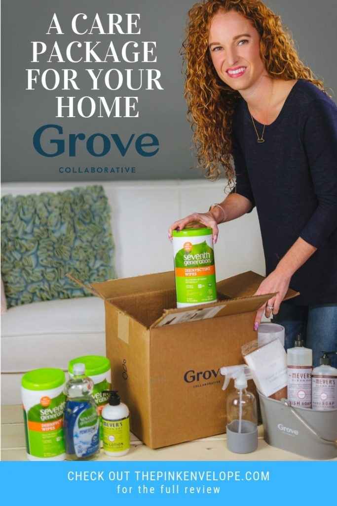 Grove Collaborative Review | A Care Package for Your Home