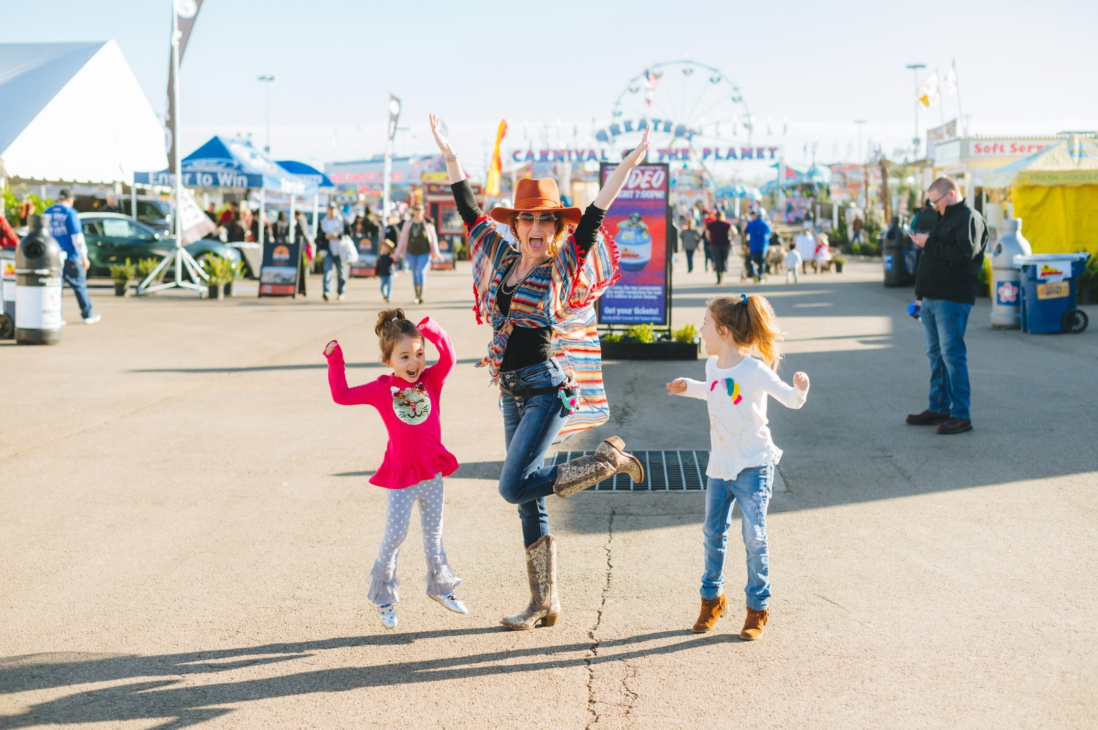 San Antonio Rodeo – Mom Tips for the Rodeo