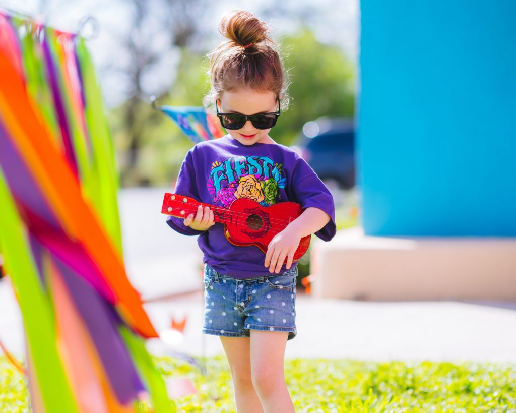 Can kids go to Fiesta in San Antonio