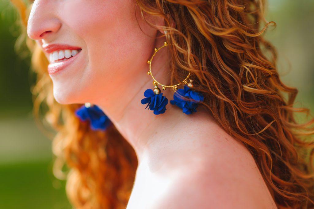 fiesta inspired earrings