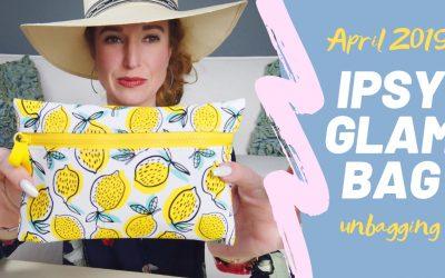 April Ipsy Glam Bag Unbagging